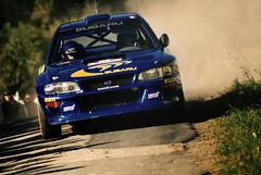 Rallye Sanremo 1998 - #3 Colin McRae Subaru Impreza (Alessandro_Morandi) Tags: 3 colin subaru 1998 impreza mcrae rallye sanremo