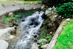 North Lake, Irvine, CA (AdrienneCredoPhotography) Tags: california county orange waterfall nikon irvine d3200