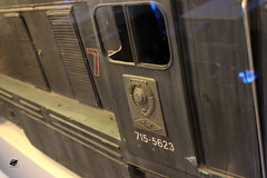 Russian Armoured Train Model (The Crow2) Tags: uk england london film museum canon eos bond jamesbond anglia 600d múzeum thecrow2