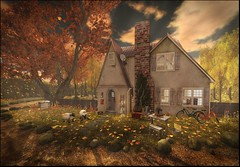 autumn sheep secondlife dustbunny happymood thechallenge offmelrose applefall hpmd storaxtree thethriftshop serenitystyle cheekypea fameshed