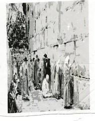 Lamentation (WINTERBLOSSOM 59 (I am Winterblossom 58 too!) Tags: jewry religious israel worship christ jerusalem prayer jesus jews judaism messiah yeshua westernwall religiousart kotel moshiach