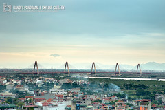 vl_03687 (Hanoi's Panorama & Skyline Gallery) Tags: sky panorama skyline architecture skyscraper canon asian hotel asia capital skylines westlake sheraton hanoi asean appartment intercontinental lotte hty hni skyscrapercity nhattan caoc keangnamlandmark