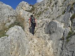 Escursionismo Sirente - Monte Tino e Gole di Celano