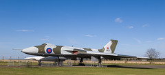 XM597 Vulcan, East Fortune (wwshack) Tags: scotland museumofflight vulcan eastfortune blackbuck xm597