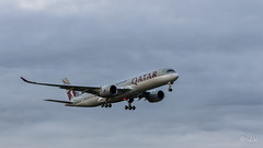 A350-900 Qatar Airways F-WWFA msn 006 (Mav'31) Tags: nikon flight first airbus msn toulouse airways blagnac spotting 006 tls qatar a359 a350 lfbo a350900 d5100 fwwfa a350941