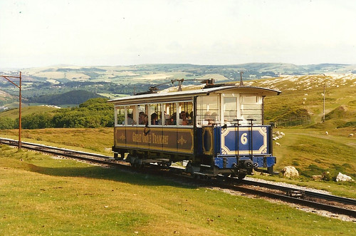 Great Orme Tramway 6 29071995