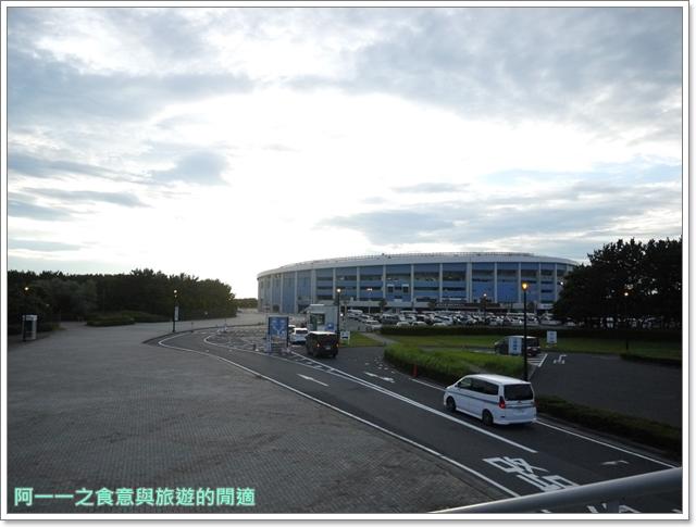 日本千葉景點東京自助旅遊幕張海濱公園富士山image005