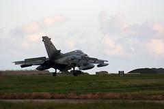 Luftwaffe Panavia Tornado ECR (Weeman Photography) Tags: tornado ecr luftwaffe panavia