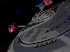 Enterprise E (Antijingoist) Tags: startrek enterprisee