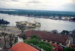 SAIGON 1967 - Sông Saigon (manhhai) Tags: waite vietnam 1967 bienhoa macv advisoryteam98 ductu