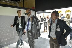 Alain Juppé, Immersion booth (Diiice)