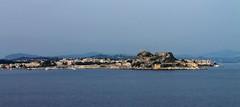 Sailing into Corfu (Eddie Crutchle