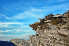 Hawksbill Mountain 2012-1023-105 (LostPineJim) Tags: autumn fall northcarolina linvillegorge burkecounty hawksbillmountain