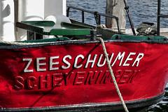 Zeeschuimer - Scheveningen (Stil Licht) Tags: sea haven harbor ship zee stellendam schip