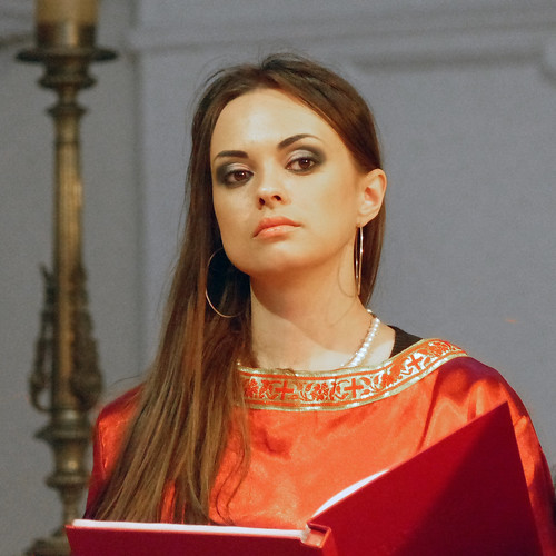 Liturgical Choir SAGHMOS Armenian Cathedral under…