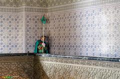 Rabat - Mausoleum Mohammed V (mara.dd - www.marasweltreisen.de) Tags: africa morocco afrika marokko rabat afrique  mausoleummohammedv rabatsalzemmourzaer
