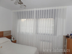 "Cortinas de dormitorio a palas • <a style=""font-size:0.8em;"" href=""http://www.flickr.com/photos/67662386@N08/15467444720/"" target=""_blank"">View on Flickr</a>"