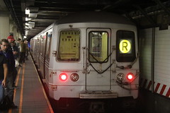 IMG_1180 (GojiMet86) Tags: mta bmt nyc new york city subway train 1975 r46 unknown 57th street 7th avenue