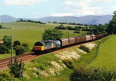 47118 at grayrigg (47604) Tags: lapwing freight westcoastmainline class47 speedlink wcml 47118 grayrigg