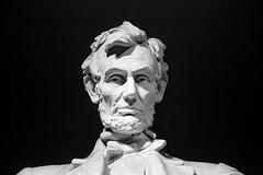 For Whom He Saved the Union (Thomas Hawk) Tags: bw usa monument washingtondc dc districtofcolumbia unitedstates fav50 unitedstatesofamerica nationalmall lincolnmemorial abrahamlincoln fav10 fav25 henrybacon