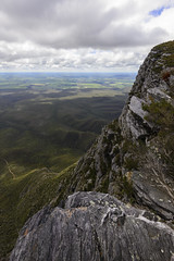 Edge of the Cliff (EggHdz) Tags: mountains clouds cloudy hill cliffs albany plain westernaustralia birdseyeview onthetop bluffknoll stirlingrangenationalpark