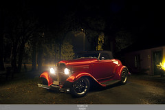Hot Rod at night (JalleGraphics | Photography by Hjalmar) Tags: hot photography nikon automotive american rod nightsession jallegraphics