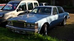 Cadillac Seville Sedan 5.7 V8 (sjoerd.wijsman) Tags: auto blue white holland cars netherlands car sedan blauw nederland thenetherlands delft voiture seville cadillac vehicle holanda autos saloon import paysbas berline olanda fahrzeug bluecar niederlande zuidholland carspotting lichtblauw bluecars berlina carspot cadillacseville stufenheck 81yb65 sidecode3