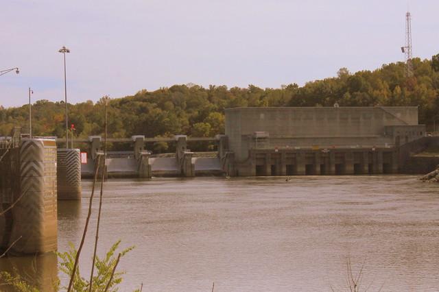 Cheatham Lock & Dam