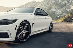 """BMW 4-Series   20"""" Vossen Matte Graphite Machined CV5 Wheels (VossenWheels) Tags: bmw graphite matte mpower machined vossen cv5 vossenwheels 4series teamvossen"""