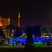 Sultan Ahmet fountain LED show. Istanbul, TR, 20141009