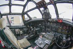 B24 Cockpit - (Chris Usrey) Tags: foundation warbirds b24 collings