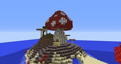 Decided to make a mushroom house today, what do you think? - more at http://ift.tt/1a7N3av (Minecraft Server Finder) Tags: list server servers minecraft minecraftserverfindercom