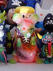 Dobu Rat (kopponigen) Tags: original dark toy toys rat soft zombie alice character vinyl fantasy hardcore richard figure undead series mutant kage maru rata gid montanari mvh kagemaru dobu doburat