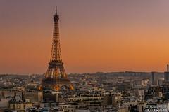 Paris - Sunset