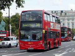 Go-Ahead London Central E262 - SN62DDO (Waterford_Man) Tags: enviro400 e262 goaheadlondoncentral sn62ddo