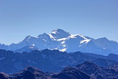 Mont Blanc (~T.J~) Tags: france mountains alps nature landscape hiking mountaineering montblanc alpinism canonef70200mmf4l