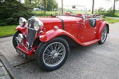 Singer Le Mans Special Speed 1935 (1170478)