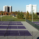 Finished courts