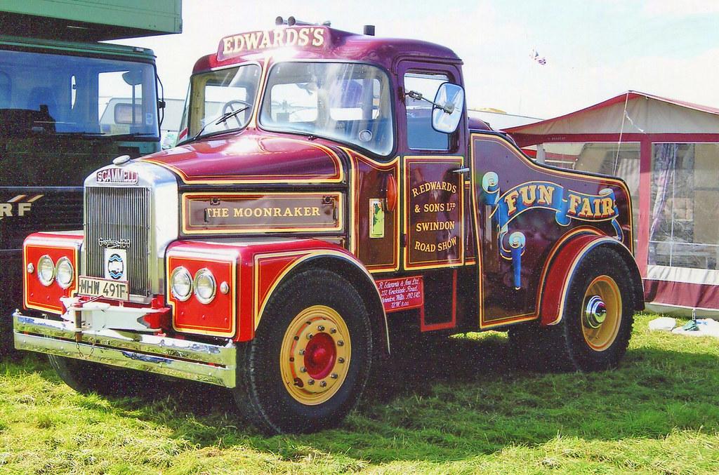 Accessories, Parts & Display Devoted R.edwards Sons Ltd Swindon Road Show Fun Fair