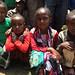 Young children of Ethiopia