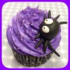 Spider cupcakes!!