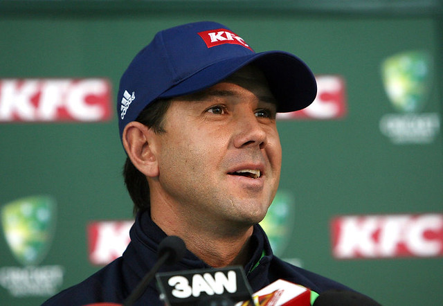 Ponting indications with ESPNcricinfo