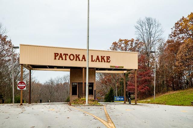 Patoka Lake - November 8, 2014