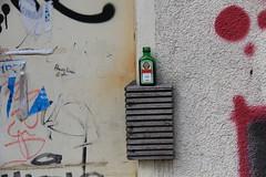 Jgermeister (Rasande Tyskar) Tags: street party hamburg over stpauli altona jgermeister streetview