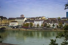 Basel Switzerland (Rezwanul Islam (REZ1)) Tags: old city buildings river switzerland basel historical rhine