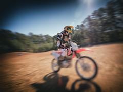 Freedom (~~Lou~~) Tags: training ga honda freedom ride panasonic dirt dirtbike crf alpharetta gh3 louhablas