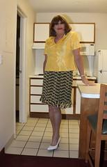 new64085-IMG_1750t (Misscherieamor) Tags: kitchen tv feminine cd motel tgirl transgender mature sissy tranny transvestite crossdress ts gurl tg travestis travesti travestie m2f xdresser tgurl prettysilksuit
