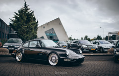 Porsche 911 (964) - BBS RS (Rick Bruinsma) Tags: netherlands hotel ride air low 911 meeting porsche static even hr rs bbs polo treffen stance 964 asten airride nobis ultralow 70khb1