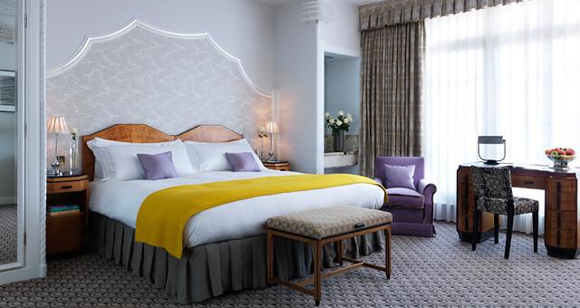 ロンドンの高級ホテル:クラリッジズ
