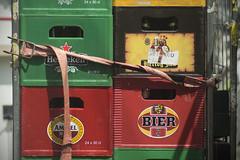 Bier (Arne Kuilman) Tags: street netherlands beer amsterdam heineken nederland favorites sunny 100mm explore mf bier manualfocus amstel supermarkt hertogjan kratten dirkvandenbroek explored orestor